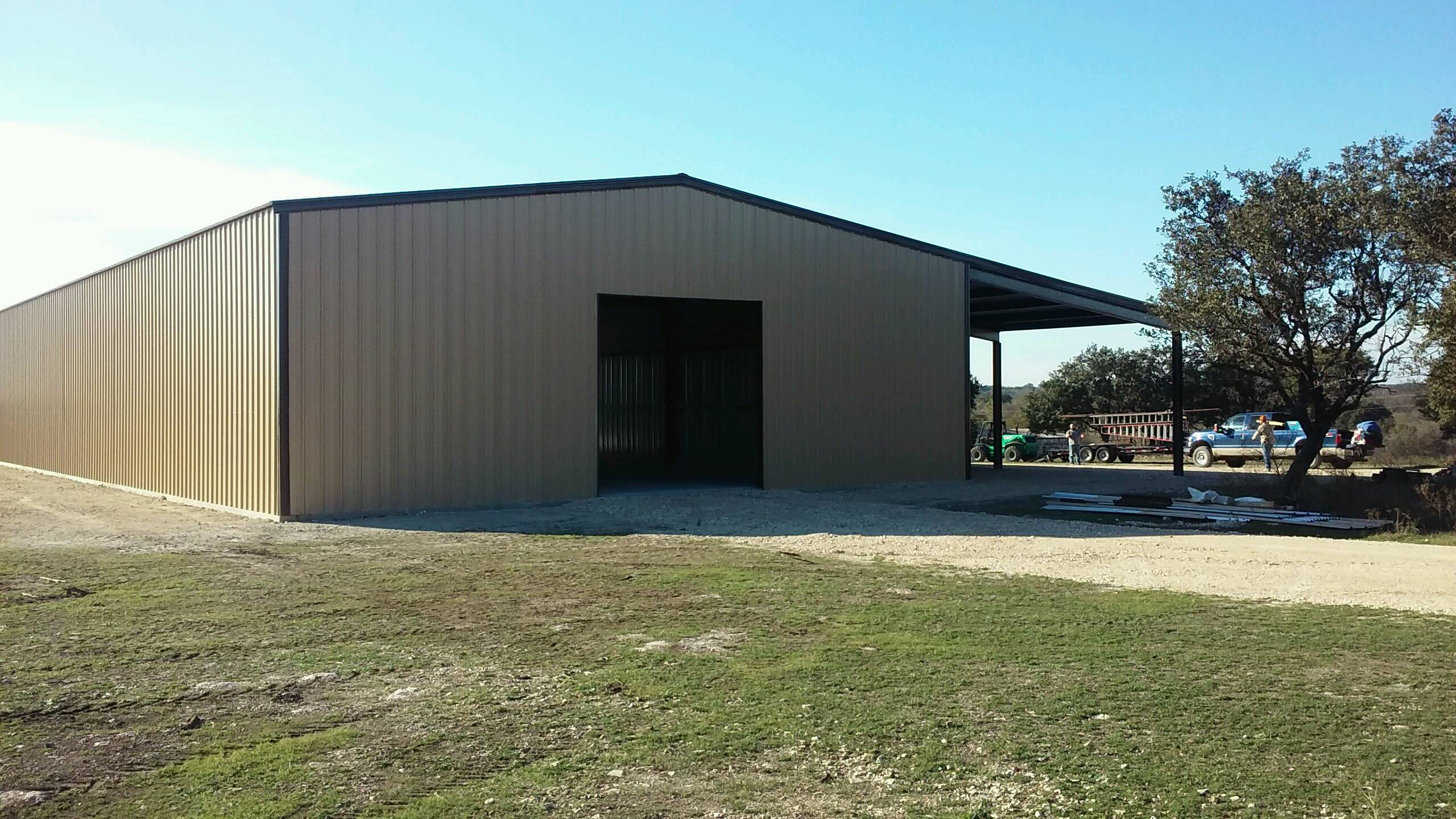 Check Out Our Recently Buit Metal Buildings And Decide